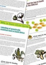GMO Factsheets