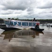 Breaking Free at Ogoni
