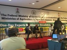 Between Food Safety and the Promotion of GMOs (When Nigerian Biosafety Experts Met)
