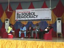 Unpacking Re-Source Democracy
