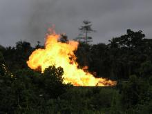 Giant Cigarettes in the Sky – Nigeria's Toxic Gas Flares