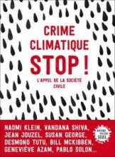 Freeze fossil fuel extraction to stop climate crimes