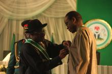 Nnimmo Bassey Receives National Honour for Environmental Rights Activism