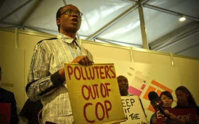 Kick the Polluters our of the COP (a COP24 poem)