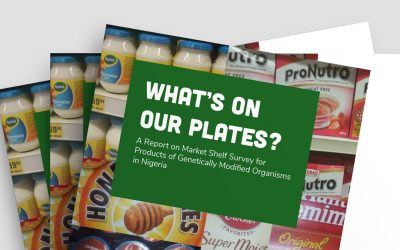 What's on Our Plates? Report