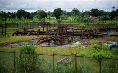 Rethink Order on Ogoni Oil