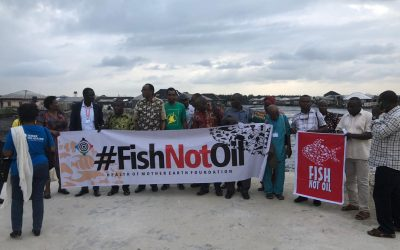 Fish Not Oil – Okrika Waterfront Declaration of the FishNet Alliance