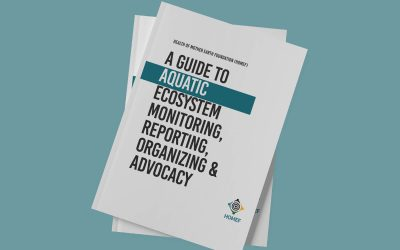 A Guide to Aquatic Ecosystem Monitoring, Reporting, Organising & Advocacy