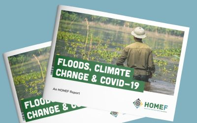 Floods, Climate Change & Covid-19 Report