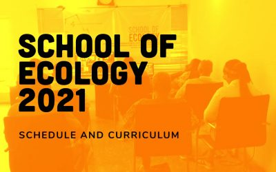 School of Ecology 2021: Schedule & Curriculum