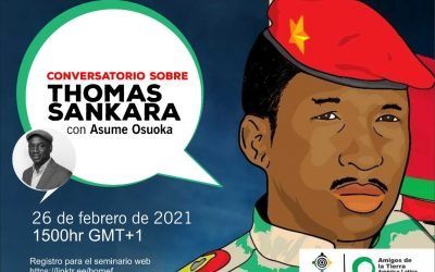 Conversations on Thomas Sankara- Lessons from Our Heroes Past