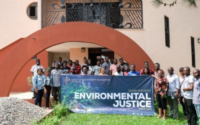 Scholars Resolve on Issues of Environmental Justice
