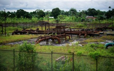 NNPC's Push for Resumption of Oil Extraction in Ogoniland is Insensitive and Irresponsible.